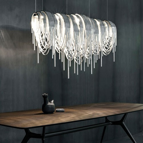 High class unique project chandelier pendant lamp