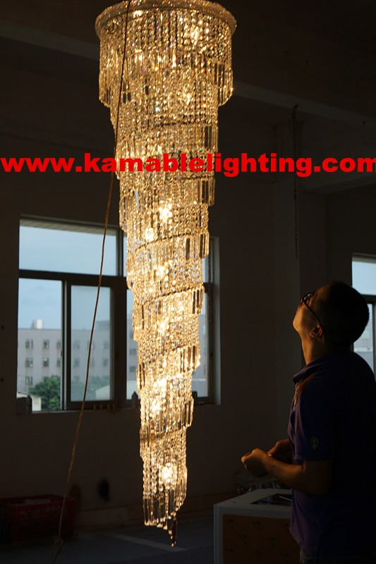 High Quality luxury decorative hotel project light