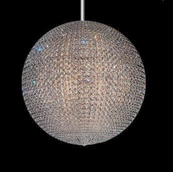 LED Luxury decorative crystal project light