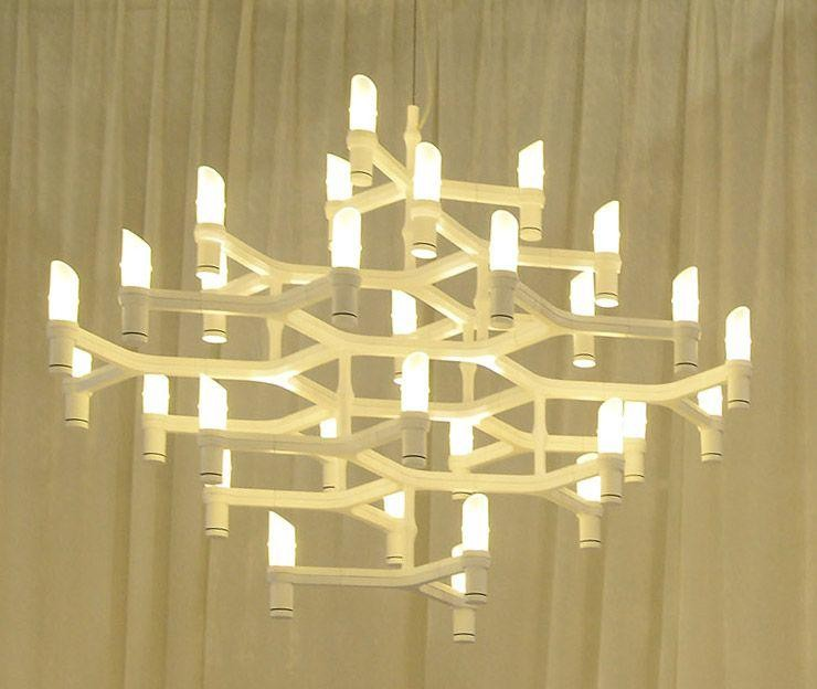 decorative pendant lights.  Candle Decorative Modern Pendant Lamp