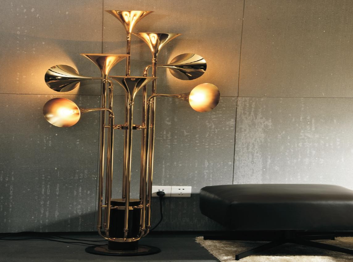New Design trumpet Modern Pendant light