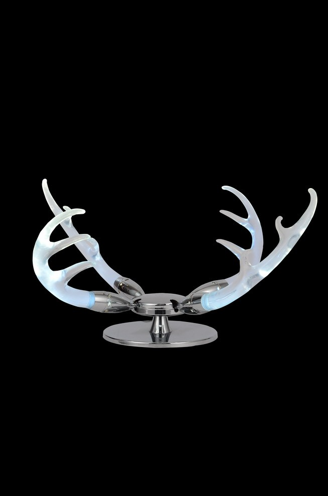 New Style home decoratio antler ceiling light