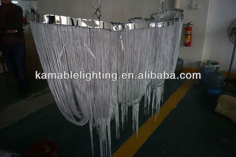 Hotel Project Chandelier Decorative Pendant Lamp