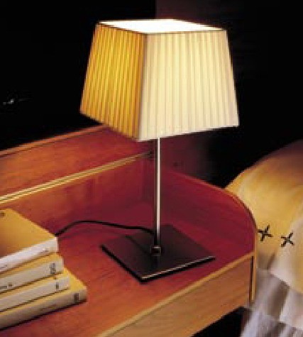 Bedside Wall Lamp Shades : Bedside wall lamp modern with fabric shade