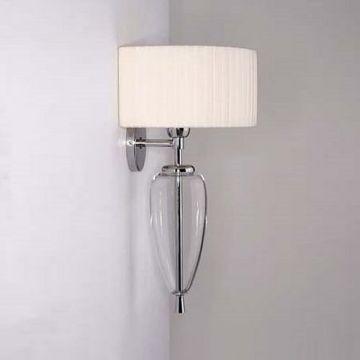 modern indoor lighting glass wall lamp