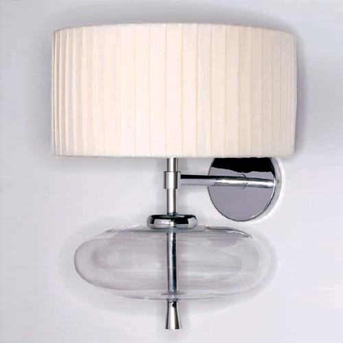 Modern Indoor Wall Lamps : modern indoor lighting glass wall lamp